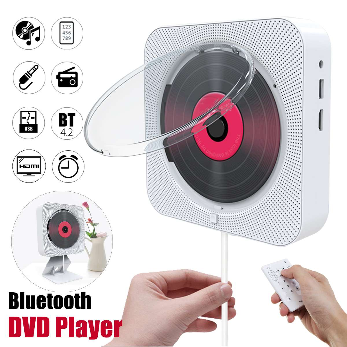 top 9 most popular hifi player cd brands and get free