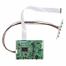 Плата управления HDMI Type C для ЖК дисплея 30Pin 1920x1080 EDP, с функцией управления для ЖК дисплея, с поддержкой технологии «EA2»/EJ1/EB1/EA3/EB1 /EB3 b140han1.0/1/2/3