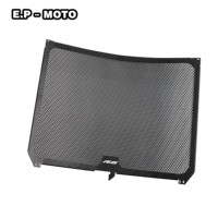 Motorcycle Radiator Guard Protection Radiator Grill Cover For YZF R6 R6 2017 2018