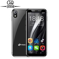 smallest small unlocked super mini android smart phone android 8.1 4G lte Face ID 3.5 Quad Core 8.0mp Dual SIM Mobile phone i9
