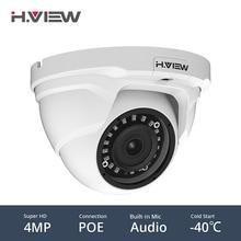 H. caméras IP dôme