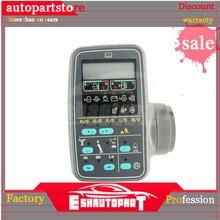 PC200-6 6D102 экскаватор монитор 7834-76-3001 7834-70-6003 7834-72-6003