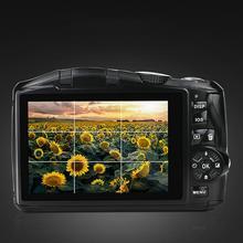 New 24 Megapixel HD Telephoto SLR Digital Camera 14MP CMOS 20 Times Digital Zoom SLR Camera WIth 3.5″ Screen