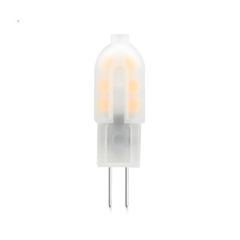 LKLTFX 100 Paket Doğrudan Anlaşma G4 1 w 12 Boncuk 12 Volt lampada lampara lampa lampadas Led lamba 12 v ampul lamba Mısır Işık smd2835