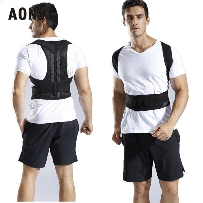 Unisex Posture Corrector Back Support Belt