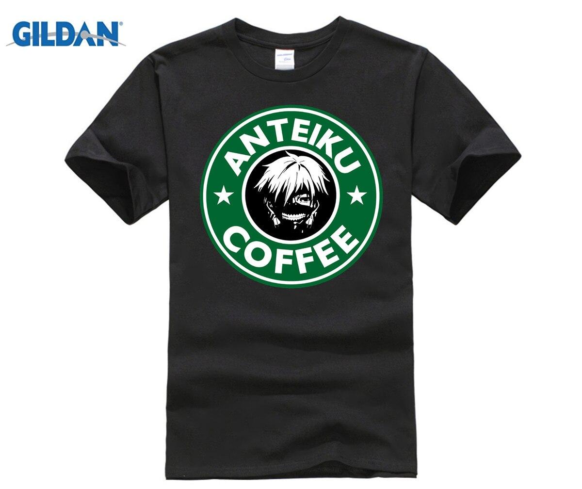 GILDAN 2018 Anteiku Coffee Tokyo Ghoul Parody T-Shirt