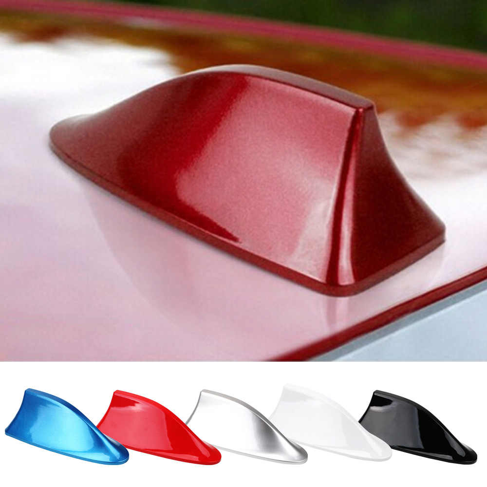 FORAUTO سيارة زعانف القرش هوائي راديو تلقائي إشارة هوائيات ل BMW/هوندا/تويوتا/هيونداي/فولكس فاجن/كيا /نيسان سيارة التصميم سقف هوائيات