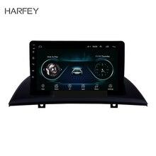 "Harfey 클리어런스 9 ""안드로이드 9.1 자동차 GPS 네비게이션 헤드 유닛 플레이어 BMW X3 E83 2.0i 2.5i 2.5si 3.0i 3.0si 2.0d 3.0d 2004 2012"