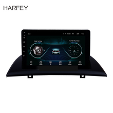"Harfey Clearance 9 ""Android 9.1 Car GPS Navi Head Unitเครื่องเล่นสำหรับBMW X3 E83 2.0i 2.5i 2.5si 3.0i 3.0si 2.0d 3.0d 2004 2012"