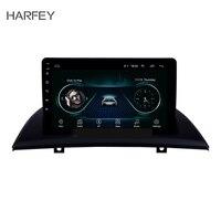 Harfey clearance 9 Android 8.1 Car GPS navi Head Unit Player For BMW X3 E83 2.0i 2.5i 2.5si 3.0i 3.0si 2.0d 3.0d 2004 2012