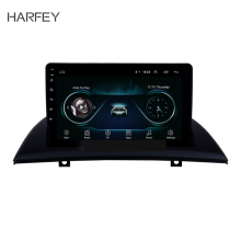 "Harfey clearance 9"" Android 9.1 Car GPS navi Head Unit Player For BMW X3 E83 2.0i 2.5i 2.5si 3.0i 3.0si 2.0d 3.0d  2004 2012"