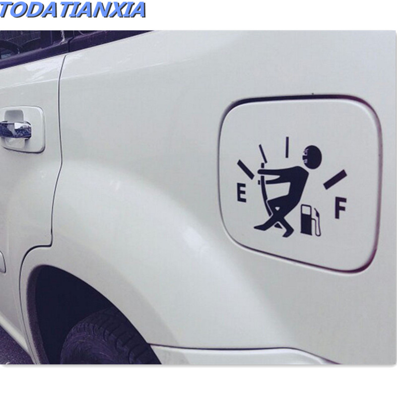 Us 1 6 15 Off Car Fuel Tank Stickers Decal For Nissan Juke Citroen Berlingo Volkswagen Transporter T5 Ford Transit Ford S Max Ford Fiesta 2009 In