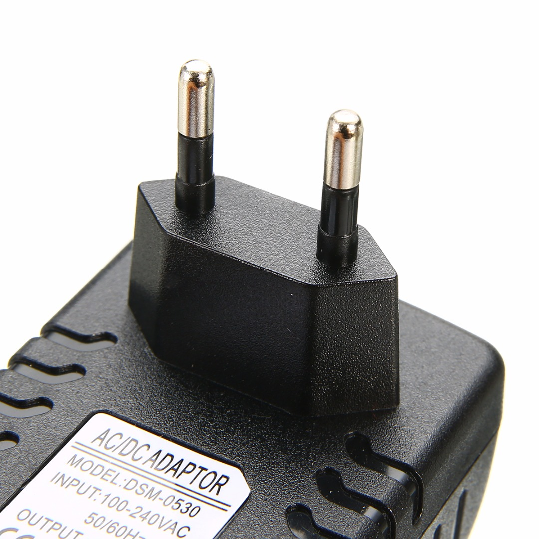 5V 3A Micro USB Power Supply Adapter with ON OFF Switch for Raspberry Pi Power Adapter Supply Micro USB Port Power Source in Mobile Phone Chargers from Cellphones Telecommunications