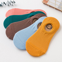 10 Pairs/lot Women Socks Boat Funny Sock For Girls Low Ankle Summer Winter Breathable Casual Comfortable Invisible Sox #D