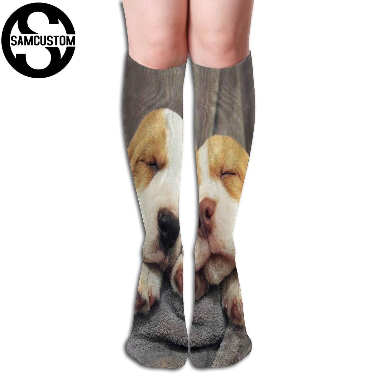 Socks French Bulldog Compression Socks Long Sport Stockings 50CM Fan Shop