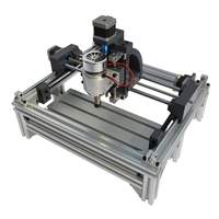 240x150x70mm 2415 Heavy CNC Router Wood Engraving Cutting Machine Spindle Motor Engraver