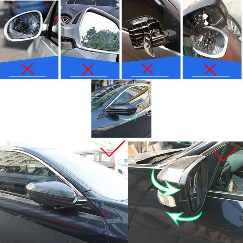 Image 5 - Auto Fold/Unfold Side Rear View Mirror Folding Closer System Modules For All Car-in Mirror & Covers from Automobiles & Motorcycles