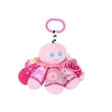 Развивающая  игрушка Lorelli Toys Осьминожка Узнай меня