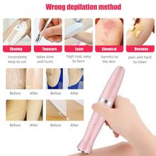 3 IN 1Electric Hair Removal Body Shaving Remover Depilator A
