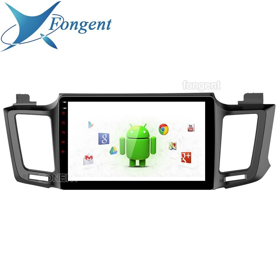 Android 9.0 Car Gps Navi Multimedia Video Player For Toyota Rav4 2013 2014 2015 2016 2017 2018 with TDA7850 DSP Radio Audio ips
