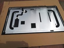 Brand New LCD Screen Display LM270QQ1 SD A2 A3 A1 SDA2 SDA1 Para iMac Retina 27