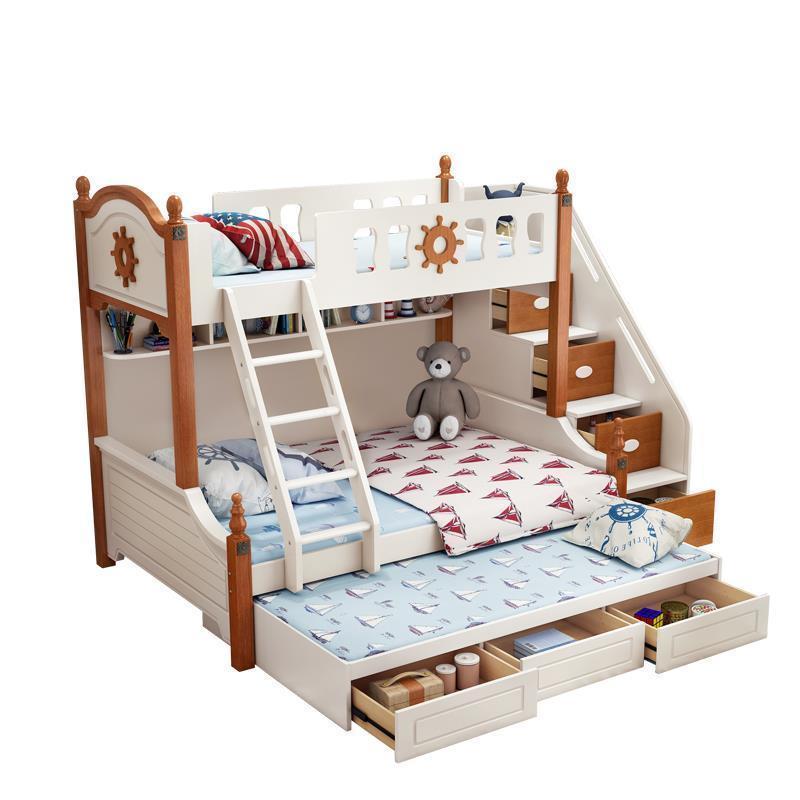 2019 Neuer Stil Deck Ranza Literas Set Letto Eine Castello Mobili Pro La Casa Mueble De Dormitorio Cama Moderna Schlafzimmer Möbel Doppel Etagen Bett