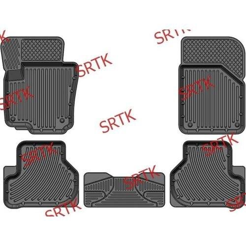 Car Mats rubber Salon 3D PREMIUM for Volkswagen Passat CC (2008-2017) keyless entry smart card for vw magotan cc passat 433mhz id48 chip 3c0 959 752 ba good quality