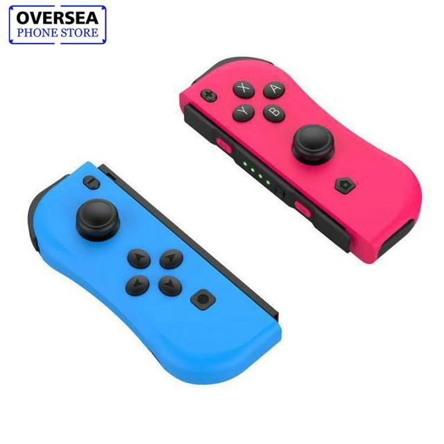 Game Switch Wireless Controller NS Left Right Bluetooth Induction Game Handle Grip for Switch Gamepad Android Joy-Con