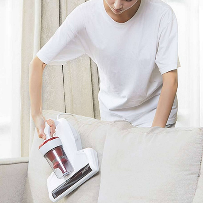 JIMMY JV11 Handheld Anti Dust Mites Vacuum Cleaner for Strong Suction of Wet and Dry Dust with UV Sterilization 2