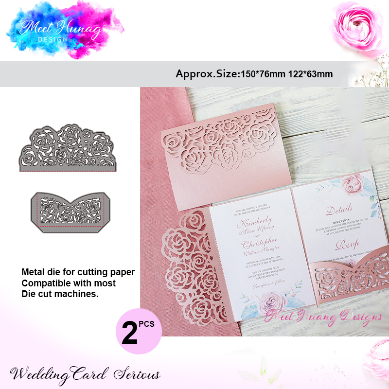 Lace Flower Metal Cutting Dies Scrapbooking New 2018 Pocket Crafts Die Cuts For DIY Paper Cards making Decorations EmbossingLace Flower Metal Cutting Dies Scrapbooking New 2018 Pocket Crafts Die Cuts For DIY Paper Cards making Decorations Embossing