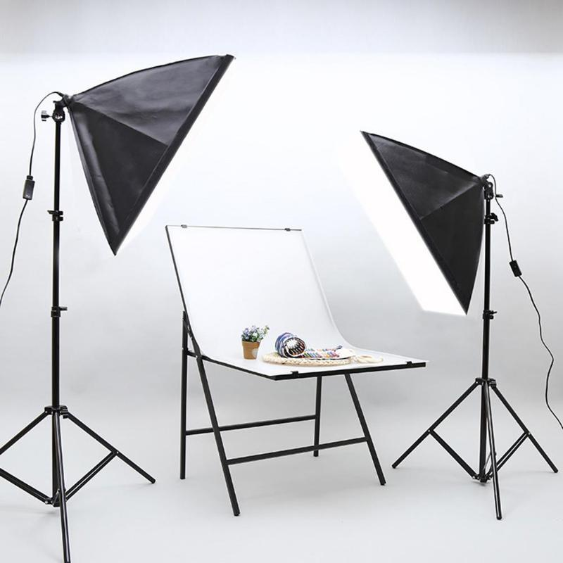 Photo Studio 81 cm-200 centímetros Luz Stand Com 1/4 da Cabeça Do Parafuso Acessórios para Fotografia de Estúdio de Fotografia com Flash Guarda refletor de Luz fotografia fotografia acessorio fotografia