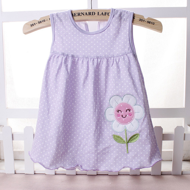 Children's Clothes (Flower Style)