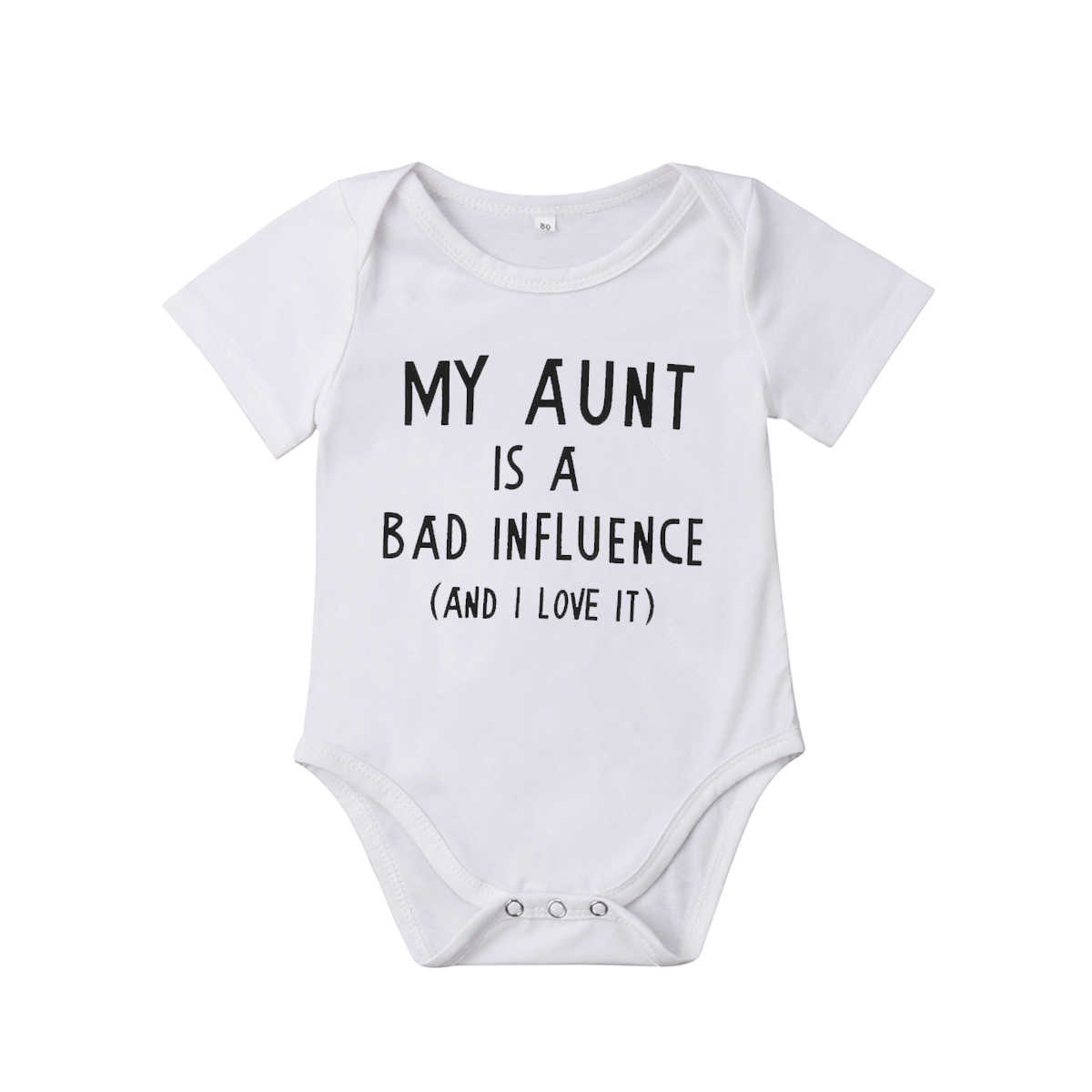 5f5bd21e406d Detail Feedback Questions about My Aunt Infant Newborn Baby Boy Girl Short  Sleeve Letter Print Cotton Romper Jumpsuit Outfits Baby Clothes on  Aliexpress.com ...