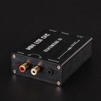 HQ5 HIFI USB Sound Card DAC To S/PDIF PCM2704 Digital To Analog Audio Converter Optical Coaxial DAC Decoder PRO Converter