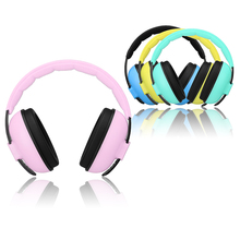 Hearing Protection Soft Ear Muffs for Kids
