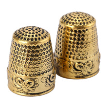 Thimble швейная ручка наперсток Металлический Щит булавки иглы партнер для DIY ремесла инструменты рукоделие