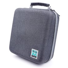 Waterproof Canvas Fabric Handbag For Xiaomi Storage Carry Bag Travel Case Oculus Go Vr Glasses All-In-One Pouch Portable N