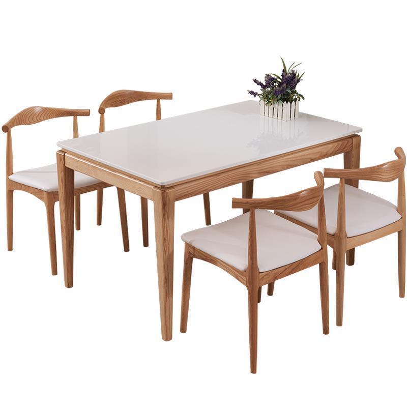 Marmol Tafel Set cuisine Tisch Sala Escrivaninha Yemek Masasi rétro bois De Jantar Bureau Tablo Mesa Comedor salle à manger Table