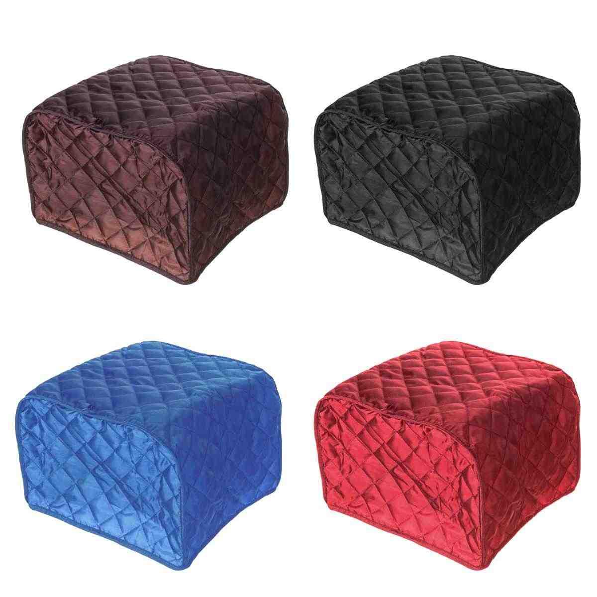Couverture pour grille-pain à quatre tranches | Couvercle Anti-poussière pour Machine à pain, housse de protection contre les empreintes