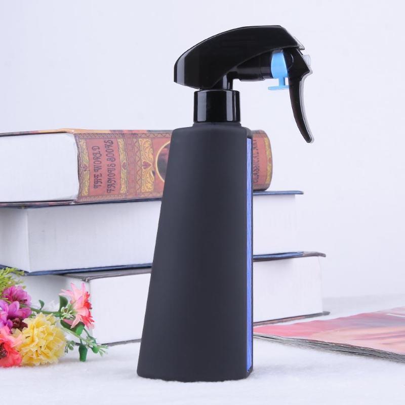 300ml Hairdressing Water Sprayer Empty Bottle Applicator Bottles Perfume Atomizer Pro Salon Hydrating Styling Tools Blue Black