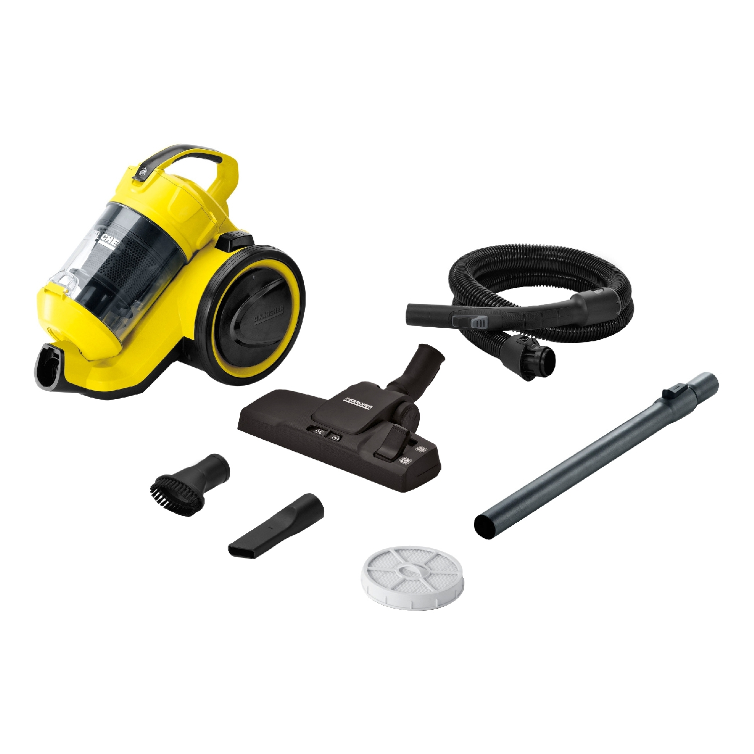 The electric vacuum cleaner KARCHER VC 3 haier vacuum cleaner accessories plumbing hose extension tube zw1200 3 zw1200 4