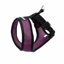 Поводок для собак, дышащий поводок для питомцев, нагрудный ремень, нагрудный жилет для питомцев, плюшевый костюм, собака породы Шнауцер