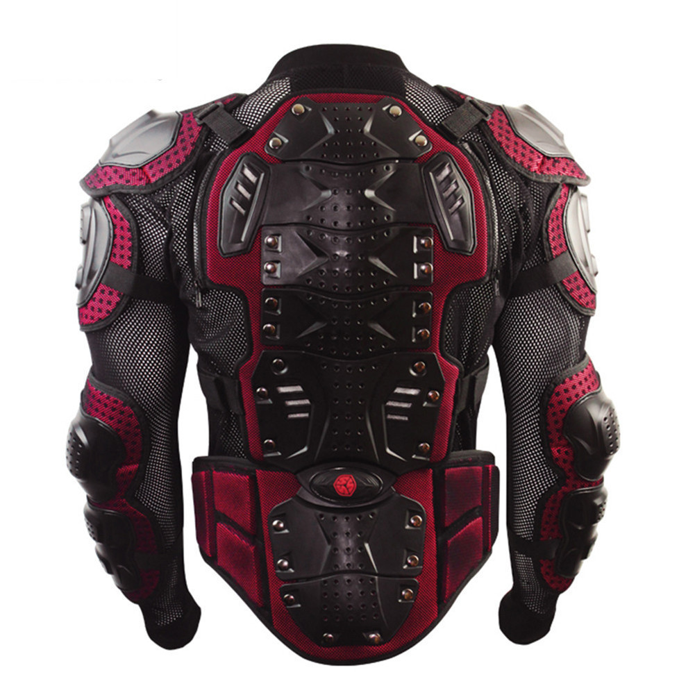 SCOYCO gilet de Protection Moto Motocross gilet de Protection Moto Cross vêtements arrière marchandises équipement poitrine course Moto armure - 4