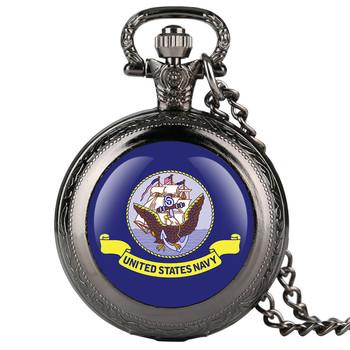 Blue Eagle kupony armii stanów zjednoczonych męski zegarek kieszonkowy orzeł fioletowy wzór zegarek kieszonkowy zegarek kieszonkowy kwarcowy analogowy do zawieszenia tanie i dobre opinie Kieszonkowy zegarki kieszonkowe Ze stopu QUARTZ ROUND Nowy z metkami Szkło Moda casual Stacjonarne 3 6inch YISUYA P1283