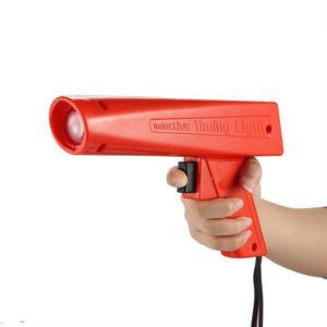 Image 3 - קסנון עיתוי אור מנורת 12 V הצתה Strobe אחיזת אקדח ZC 100 קסנון הנורה בדיקת הצתה תזמון על רכב