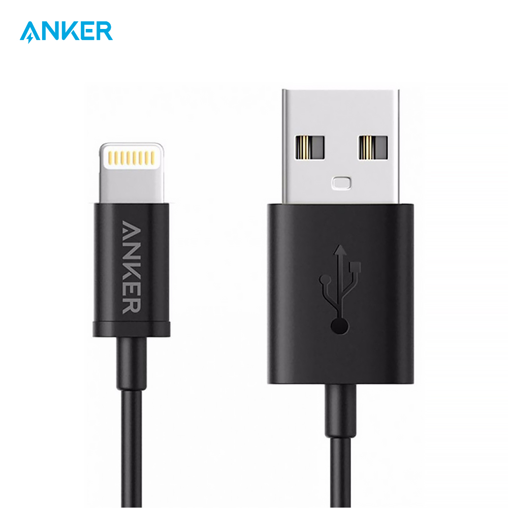 Фото - Mobile Phone Cables Anker A7101 Mobile Phone Accessories Parts cable wire wires anchor charging cord 360 degree round finger ring mobile phone smartphone stand holder