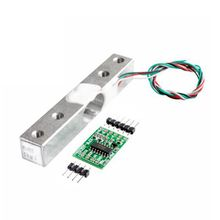 1kg small range weighing pressure sensor with HX711AD module