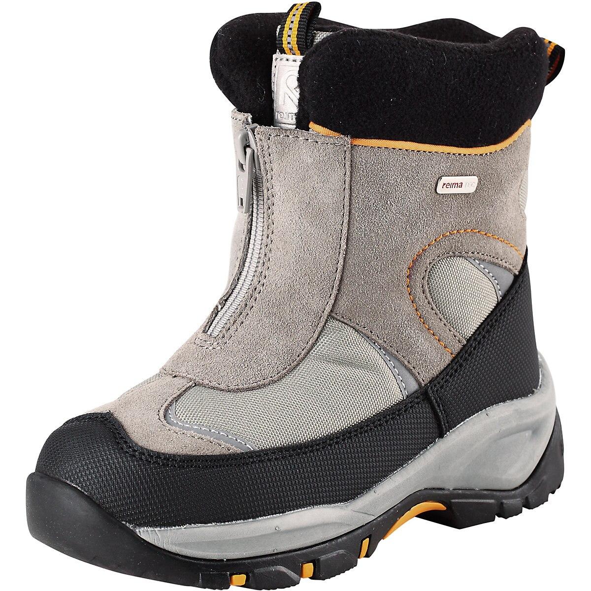 REIMA Boots 8624835 for boys winter boy  children shoes reima boots 8624963 for boys winter boy baby shoes