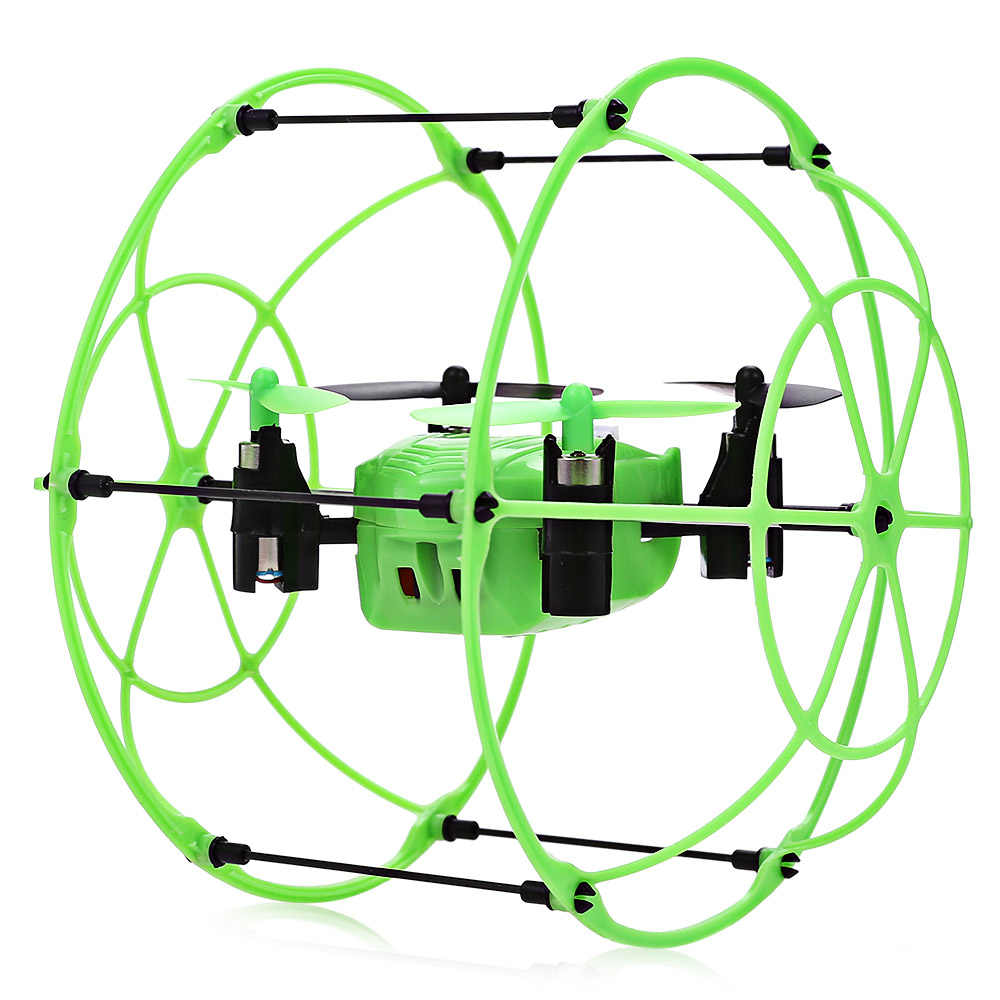 0fda0dccfae 3 in 1 RC Drones Flying Helicopter 2.4GHz 4CH RC Quadcopter 3D Flip  Climbing Wall