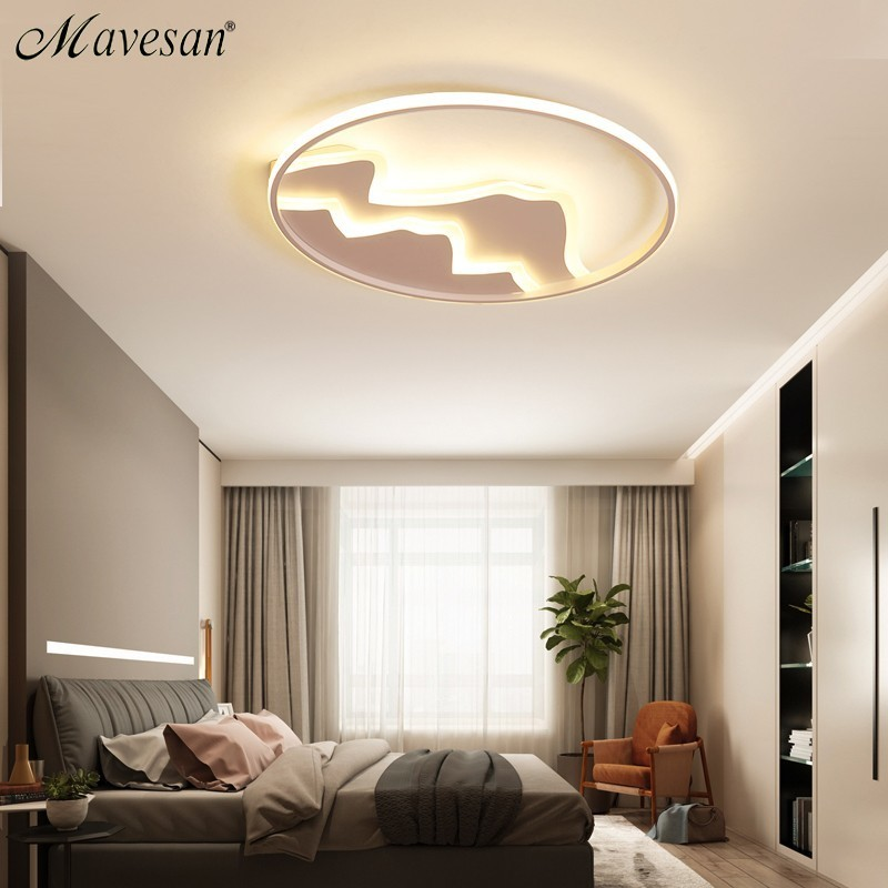 Remote control lights ceiling led White frame for home lighting living room 50w 40w lampara techo lampara techo dormitorio  Remote control lights ceiling led White frame for home lighting living room 50w 40w lampara techo lampara techo dormitorio